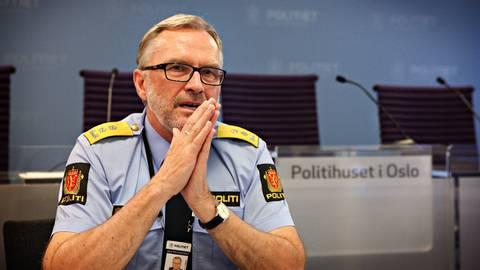 Oslo-politiet får ikke lov til å  jobbe med ny operasjonssentral