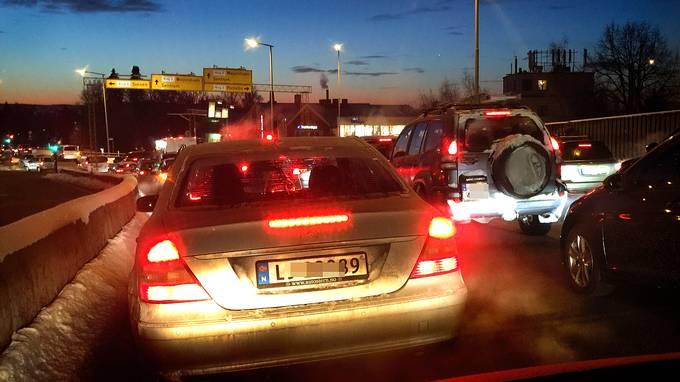 Politiet vil i første omgang  ikke gi bot til diesel-skurker