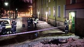 Siktet for drapsforsøk,  blir utlevert til Norge
