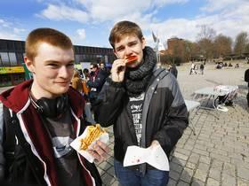 Elsker storbyen Oslo - men savner studentbyen