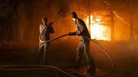 «Pyromanen» lykkes bare delvis