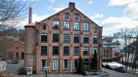 Gamle industribygg skal bli ny studentby